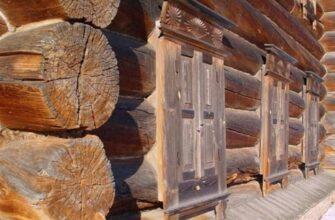 Демонтаж деревянного дома из бруса в Подмосковье