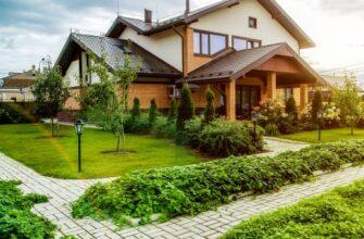 Благоустройство придомовой территории